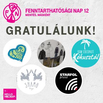 Kiállítói pályázat   Gratulálunk a nyerteseknek!